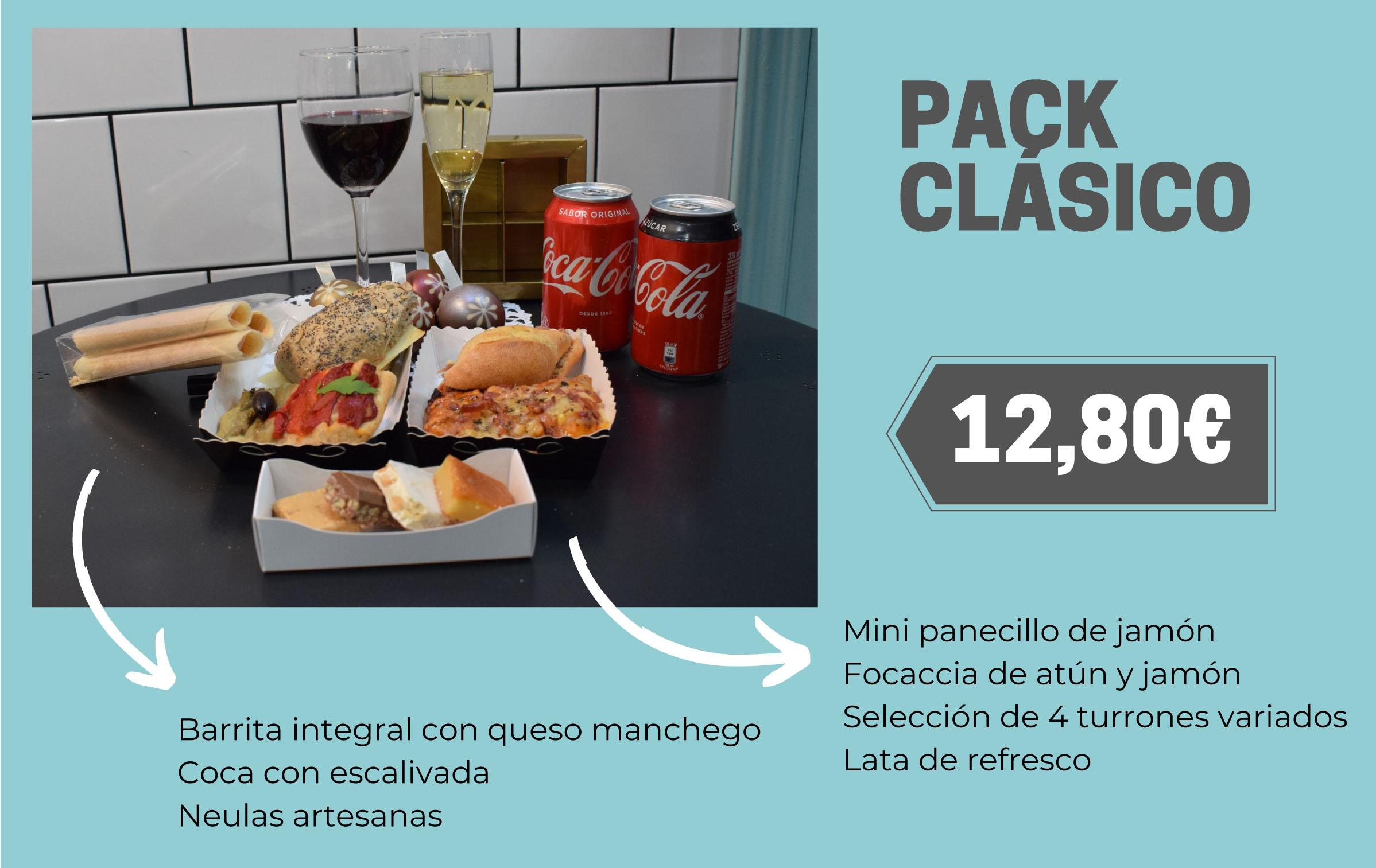Pack clasico