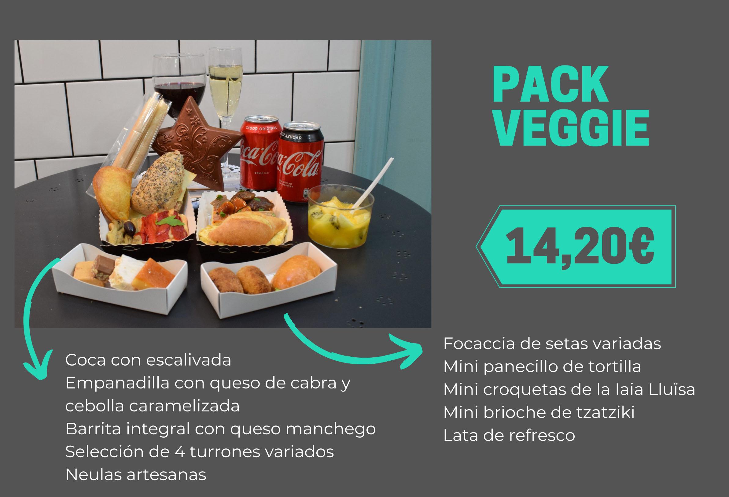 Pack veggie